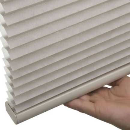 "1/2"" Single Cell Premium Plus Light Filter Honeycomb Shades 4587"