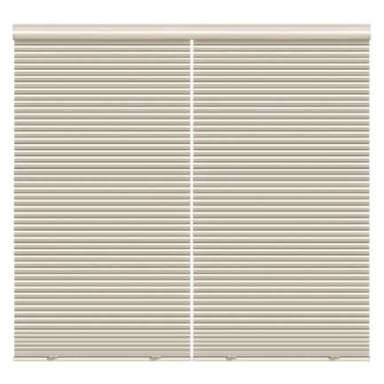 """1/2"""" Double Cell Super Value Blackout Honeycomb Shades 4369 Thumbnail"""