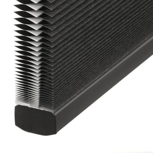 "1/2"" Double Cell Blackout Honeycomb Shades 6105"