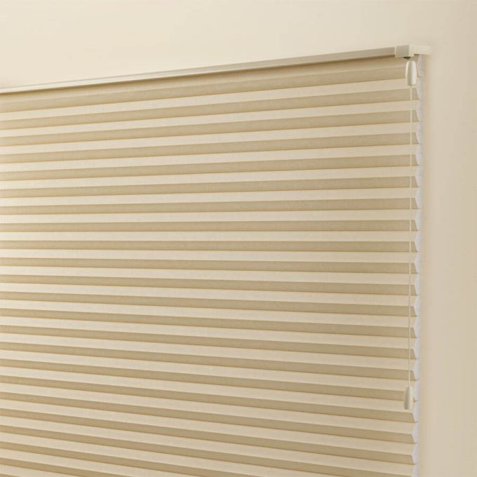 """1/2"""" Double Cell Value Blackout Honeycomb Shades 5566"""