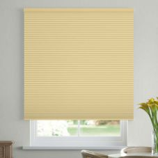 "1/2"" Double Cell Value Plus Blackout Honeycomb Shades"
