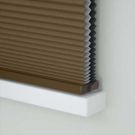"1/2"" Double Cell Value Plus Blackout Honeycomb Shades 5370"