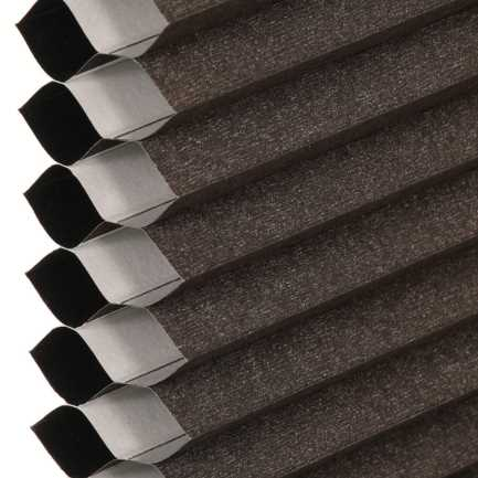 "1/2"" Double Cell Value Plus Blackout Honeycomb Shades 5371"
