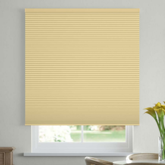 "1/2"" Double Cell Value Plus Blackout Honeycomb Shades 5361 Thumbnail"