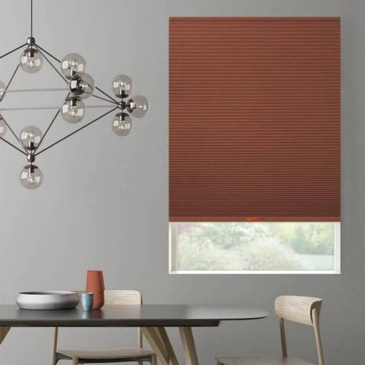 "1/2"" Double Cell Value Plus Blackout Honeycomb Shades 5364 Thumbnail"
