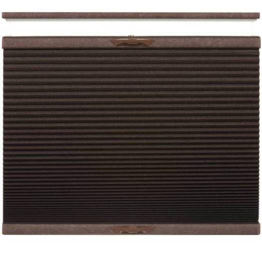 """1/2"""" Double Cell Value Plus Blackout Honeycomb Shades 5365"""