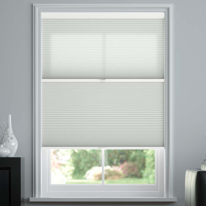 1 2 Quot Single Cell Day Night Honeycomb Shades