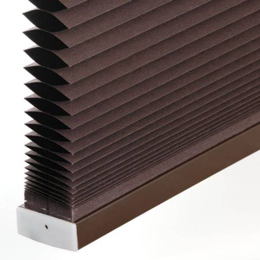 "1/2"" Single Cell Day Night Honeycomb Shades 4702"