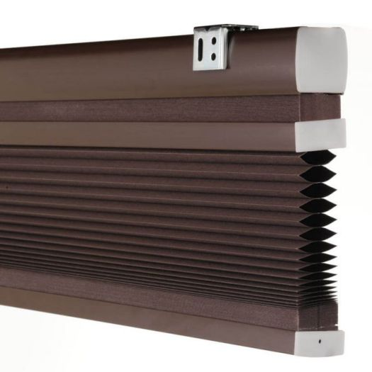 "1/2"" Single Cell Day Night Honeycomb Shades 4701"