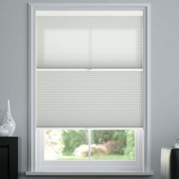 "1/2"" Single Cell Day Night Honeycomb Shades"