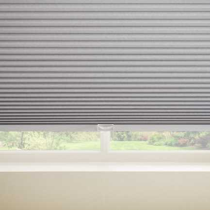 "1/2"" Single Cell Premium Plus Cordless Blackout Honeycomb Shades 5024"
