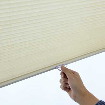 "1/2"" Single Cell Value Cordless Light Filter Honeycomb Shades 5093"