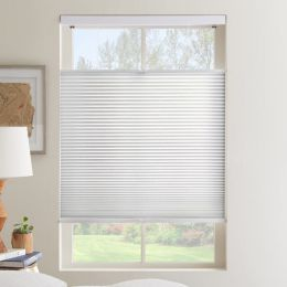 Cordless Top Down Bottom Up Light Filtering Honeycomb Shades