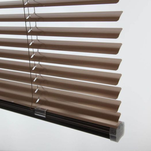 "1"" Designer Cordless Aluminum Blinds 4683 Thumbnail"