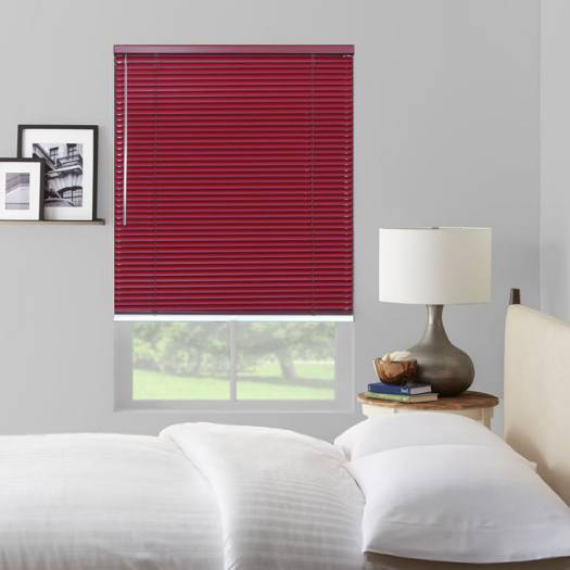 "1"" Premium Aluminum Blinds 5989"