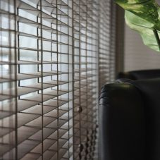 "1"" Premium Faux Wood Blinds"