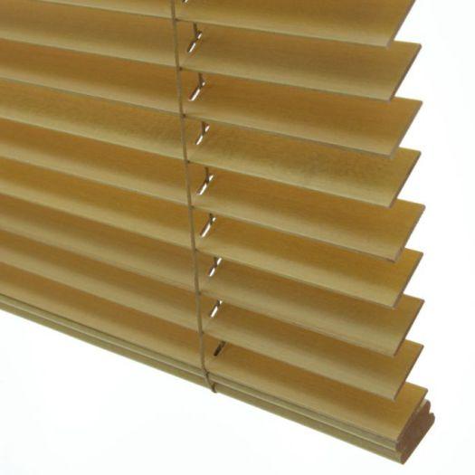 """1"""" Premium Wood Blinds 7048"""