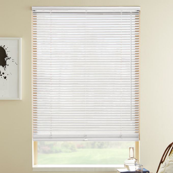 "1"" Premium Wood Blinds"