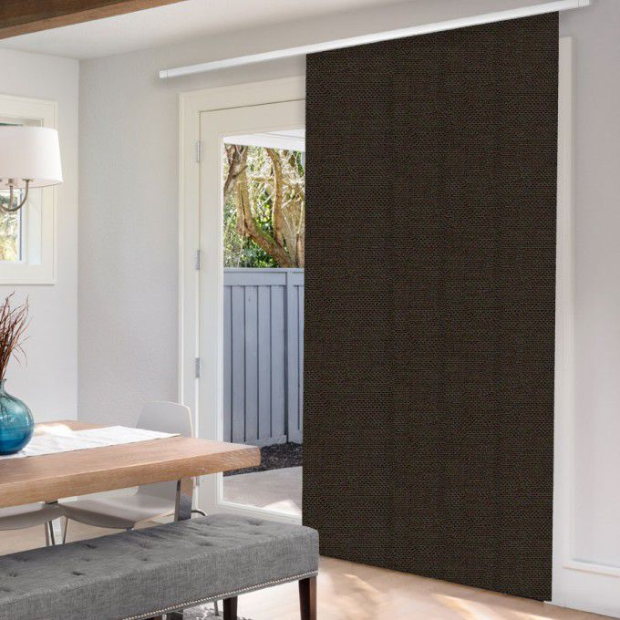 1 Sheerweave Premium Panel Track Blinds