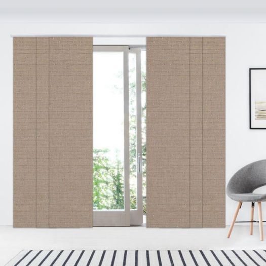 1% SheerWeave Premium Panel Track Blinds 7346