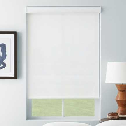 1% SheerWeave Super Value Solar Roller Shades 5596 Thumbnail
