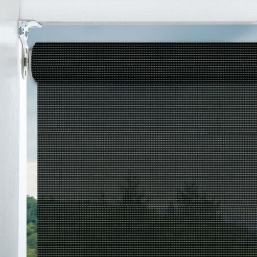 1% SheerWeave Value Outdoor Solar Roller Shades 7007