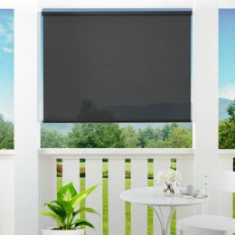 1% SheerWeave Value Outdoor Solar Roller Shades