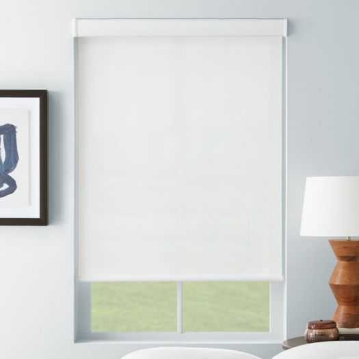 1% SheerWeave Value Solar Roller Shades 5596 Thumbnail