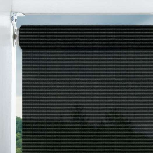 1% SheerWeave Value Solar Roller Shades 5601