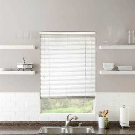 "1"" Value Plus Aluminum Blinds 7896"