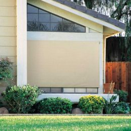 10% SheerWeave Coolaroo Premium Outdoor Solar Roller Shades