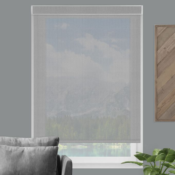 10% SheerWeave Super Value Solar Roller Shades 5613