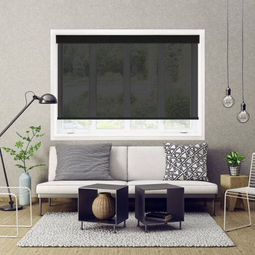 10% SheerWeave Super Value Solar Roller Shades 5615 Thumbnail