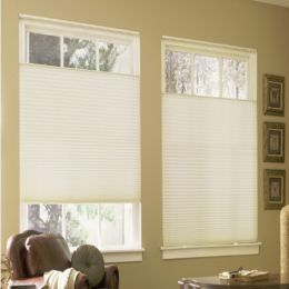 "Premium 1/2"" Double Cell Light Filtering Honeycomb Shades"
