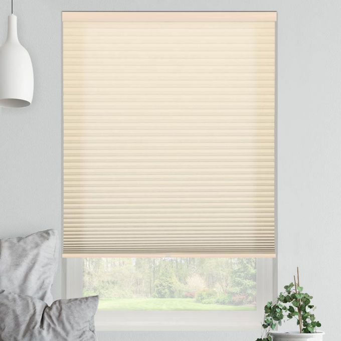 Value Cordless Light Filtering Honeycomb Shades Select