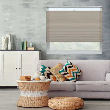 Value Light Filtering Cordless Top Down Bottom Up Honeycomb Shades 6703