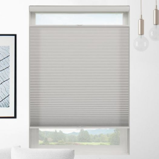 Value Light Filtering Cordless Top Down Bottom Up Honeycomb Shades 6701 Thumbnail