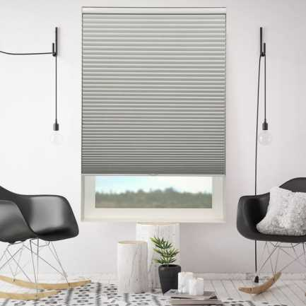 Value Cordless Blackout Honeycomb Shades 6803 Thumbnail