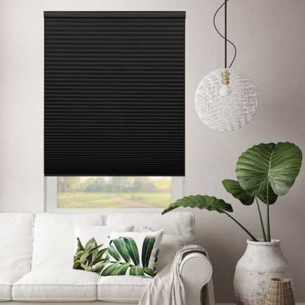 Value Cordless Blackout Honeycomb Shades 6804