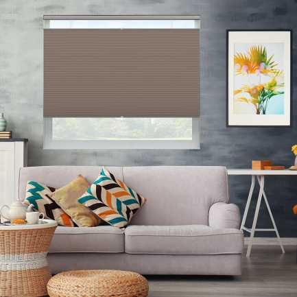 Value Blackout Cordless Top Down Bottom Up Honeycomb Shades 6710