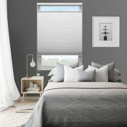 Value Blackout Cordless Top Down Bottom Up Honeycomb Shades 6798