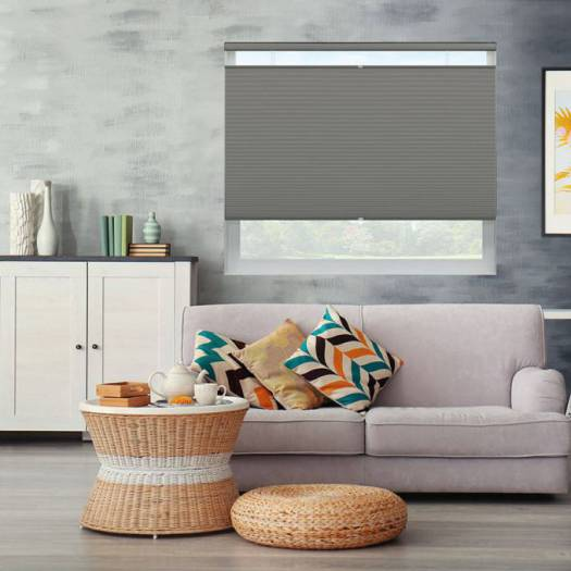 Blackout Top Down Bottom Up Honeycomb Shades Select Blinds