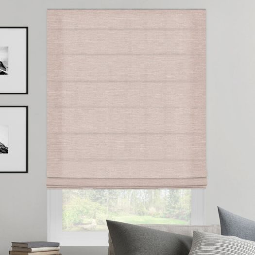 Classic Light Filtering Roman Shades 6743