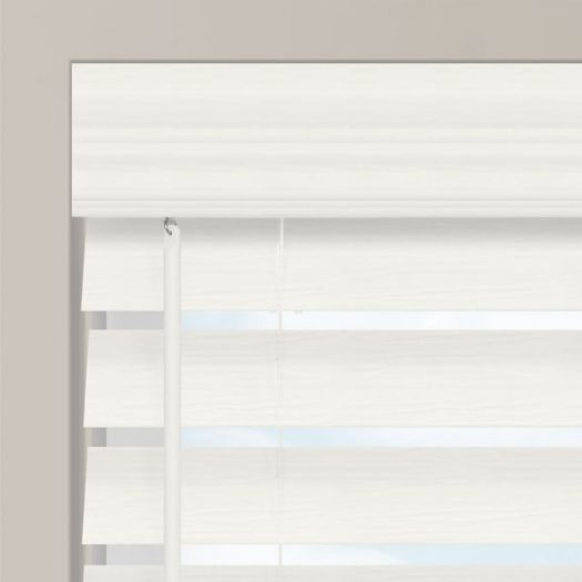 "2 1/2"" Premium Faux Wood Blinds 4594"