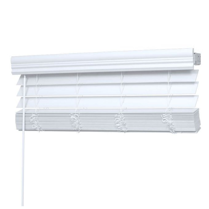 "2 1/2"" Premium Faux Wood Blinds 8055"