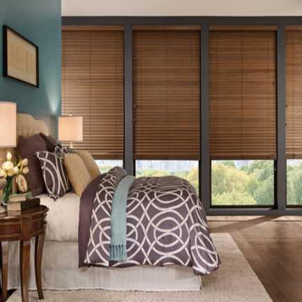 "2"" (Good Housekeeping) Designer Signature Wood Blinds 4437"