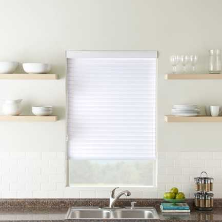 "2"" Premium Cordless Light Filtering Sheer Shades 4750"