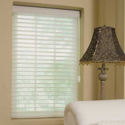 "2"" Premium Cordless Light Filtering Sheer Shades 4752"