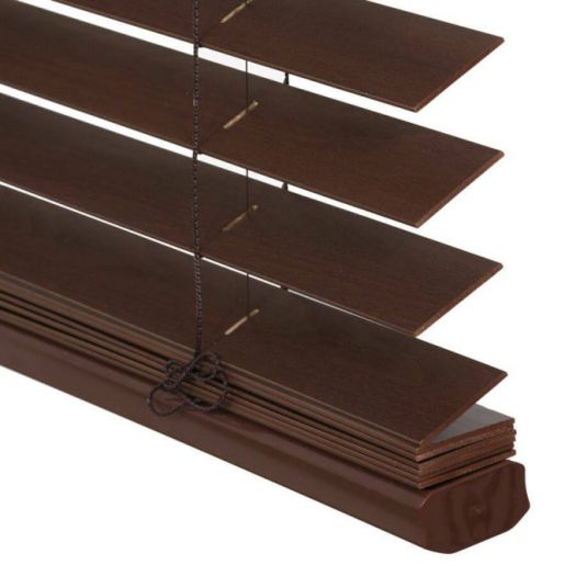 "2"" Premium Wood Blinds 4725"