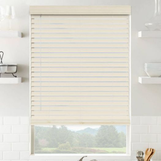 "2"" Premium Wood Blinds 4716"